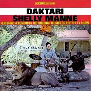 Shelly Manne - Daktari Cover