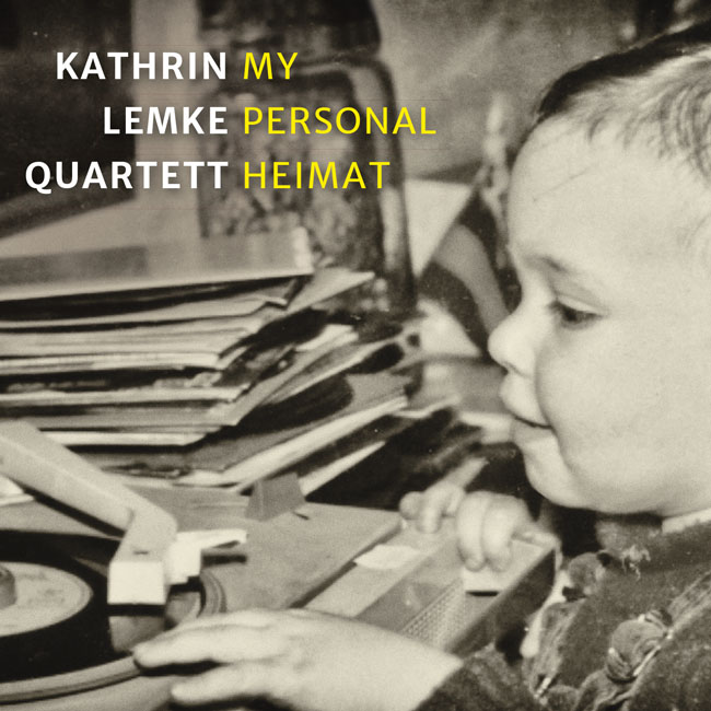 Kathrin Lemke - My Personal Heimat Cover