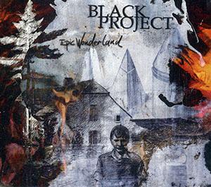 Black Project Epic Wonderland - Cover