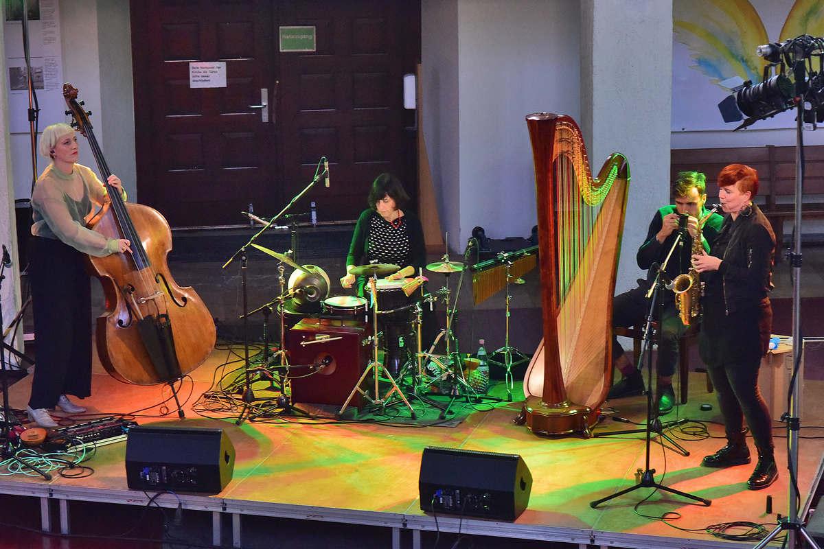 "Enjoy Jazz Festival 2021-""Blind Date"" - Photo: Rinderspacher"