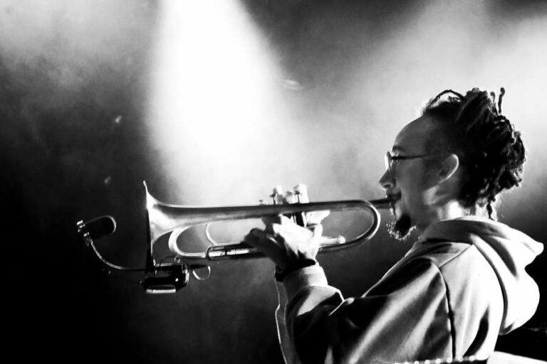 Theo Croker Band - EJ21 + Photo: Rinderspacher